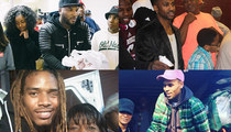 A-List Rappers Droppin' Birds For Thanksgiving