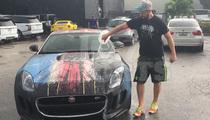MLB's Alexei Ramirez -- I Spent $25k ... To Make My Car A Chameleon (VIDEO)