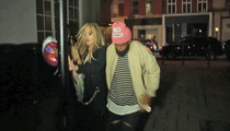 Rita Ora -- Birthday Collision with Lewis Hamilton ... and a Pole! (VIDEO)