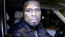 50 Cent -- His Lawyers Are Living High Life ... Sex Tape Victim Gripes