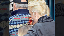 Gwen Stefani -- Blake Makes Me Happy ... at the Happiest Place on Earth