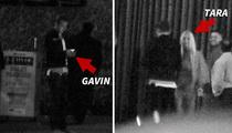 Gavin Rossdale -- Hey, It's Tara Reid!!!