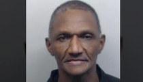 Otis Nixon Arrest -- Cops Found Weed In Rental Car (MUG SHOT)