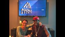 Marc Anthony -- I'M THE NEW JAY Z ... Starts Sports Agency