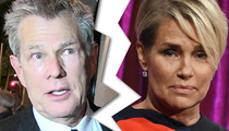 David and Yolanda Foster -- The Marriage Is Over