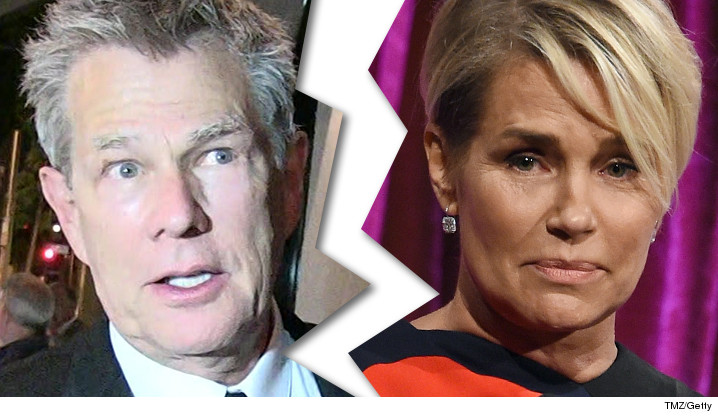 David And Yolanda Foster The Marriage Is Over