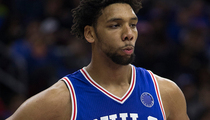 Jahlil Okafor -- Suspended 2 Games ... After Street Fights