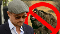 Leonardo DiCaprio -- NOT Raped By Bear ... FOX Confirms