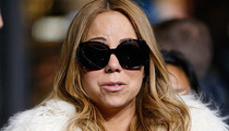 Mariah Carey Hospitalized with Severe Flu