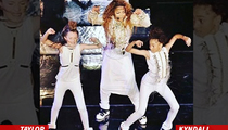 Janet Jackson -- Tween Dancers Stealing the Show and Making Bank Doing It!