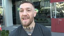 Conor McGregor -- Even Jesus Couldn't Beat Me! (VIDEO)