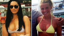Olivia Munn vs. Kelly Stafford: Who'd You Rather?!