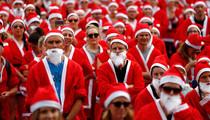 Auckland's Awesome Santa Run -- The The St. Nicks Sprint!