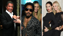 Celebs At Art Basel -- See The Famous Art Fanatics