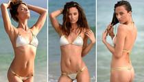 "40 Sexy Photos of ""Next Top Model"" Hottie Monique Weingart in a Bikini"