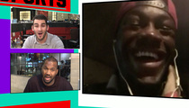 Deontay Wilder -- Tyson Fury Sings Horribly ... And I'm Gonna Beat The Hell Outta Him (VIDEO)