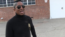 Jermaine Jackson -- I Still Love My Wife ... After Her Domestic Violence Arrest
