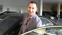 Steve Sarkisian -- The Picture of Sobriety ... Talkin' SC In Bev Hills