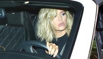 Khloe Kardashian -- I'm Here To Meet My New Nephew ... Arrives At Hospital