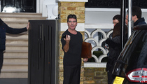 Simon Cowell's Mansion Hit by Burglars While He's Home