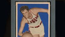 NBA's George Mikan -- Rookie Card Sells for $400,000
