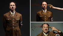 Tyler Shields -- Here's A Photo Of Hitler Blowing His Brains Out