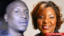 Tyrese -- Wins Lawsuit Over Book About Ailing Mother