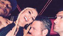 Blake Shelton -- I Got a Mouthful of Gwen Stefani