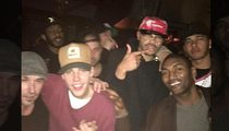 Metta World Peace -- When In Canada ... Party With Justin Bieber?!