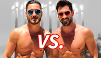 Maksim vs. Val -- Who'd You Rather (HeBROw Edition)