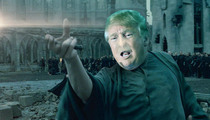 J.K. Rowling --- Trump Is the New Voldemort
