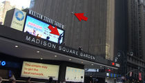 Harlem Globetrotters -- SKYSCRAPER TRICK SHOTS ... From Madison Square Garden