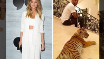 Floyd Mayweather -- Rips Chrissy Teigen ... Back Off My Tiger!