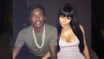 Nicki Minaj -- Mum on Marrying Meek Mill