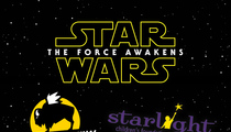Star Wars -- The Hunger Awakens ... But Chicken Wings Bring New Hope