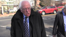 Bernie Sanders -- I Believe In Ronda Rousey ... 'Get Strong, Get Tough' (VIDEO)