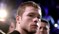 Canelo Alvarez -- Street Fight Trial Ends with a Settlement