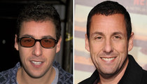 Adam Sandler -- Good Genes Or Good Docs?