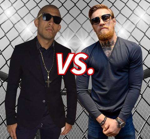 Biggest knockout? Jose Aldo (29) vs. Conor McGregor (27)