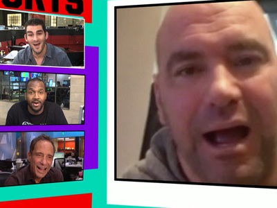 Dana White -- I'm Voting for Trump!!!