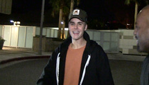Justin Bieber -- Here's Why the Cops Stopped Me