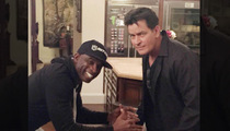 Deion Sanders -- I'M PRAYING FOR CHARLIE SHEEN ... He's a Good Dude