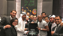 Floyd Mayweather -- BUYS MILLION DOLLAR WATCH ... On Dubai Shopping Spree