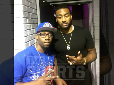 NBA's John Wall -- Thunderstormin' At Strip Club ... Throws $47k!!