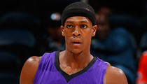 Rajon Rondo -- Apologizes for Gay Slurs ... I'm No Homophobe