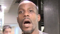 DMX -- Arrest Warrant Is a Mix-Up ... Thought I Was Cleared to Party