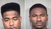 Ex ASU Football Players -- Hit With Felony Charges ... In Campus Burglary