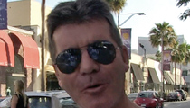 Simon Cowell -- Sued Over 'America's Got Talent' Low Wire Act