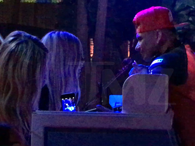 Aubrey O'Day & Pauly D -- Champagne Romance Still Going Strong