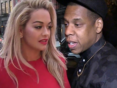 Rita Ora Sues Roc Nation -- You Don't Care About Me ... So Set Me Free